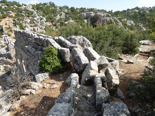 Olba - aqueduct. (2)