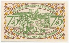 09 (NoeCR) Tags: germany alemania notgeld zeulenroda papelmoneda notafilia worldpapermoney emergencymoney dinerodeemergencia