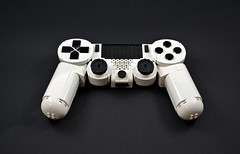 Let the games begin (CeciΙie) Tags: lego moc playstation ps4 controller ps