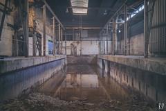 The Swimmer (Max Richter) (http://www.ranopano.fr) Tags: fujifilm fujifilmxpro2 forgotten factory abandoned decay deserted destroy derelict oldandbeautiful urbex urbanexploration exploration explore