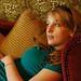 Jessie Rabbit California Dreamin' at Mill Rose Inn, Half Moon Bay, California, USA