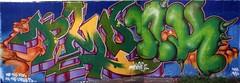 1996 (bdungeon76) Tags: art wall germany graffiti piece spraycan phonk