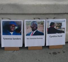DC Vigil for Charleston Church Massacre