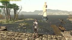 Meteoric Iron Platemail Armor Back (unicornslady@ymail.com) Tags: screenshot armor ultima mmorpg mmo lordbritish richardgarriott platemail meteoriciron shroudoftheavatar