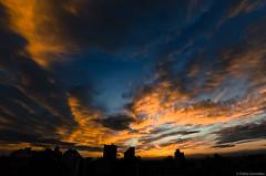 Atardecer de invierno (pablocba) Tags: argentina skyline landscape atardecer nikon nubes cordoba tarde sityscape d5100