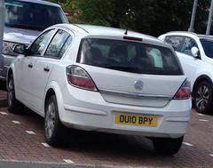 EX Hertfordshire police-Vauxhall astra-OU10 BPY (Sierraoscar595) Tags: ex irv astra vauxhall bpy ou10 hertfordshirepolice incidentresponsevehicle ou10bpy