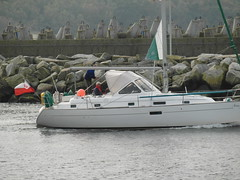 Segeljacht NINIA in Kolobrzeg (zeesenboot) Tags: poland polska balticsea polen ostsee kolobrzeg segelboot voilier sailingboat ninia koobrzeg kolberg baltyk sailingyacht jacht segelyacht jachtaglowy