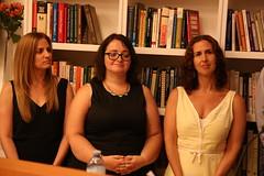 Carolyn Fulton, Molly Bobek, Kirsten Rezende Lopes