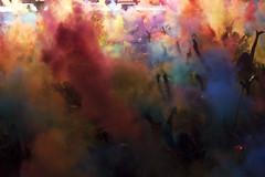 Quale Allegria (○gus○) Tags: holi colours colors colori concert concerto live dalvivo festival sherwood festivalofcolors nikond700 7002000mm ƒ28 160 ʂ