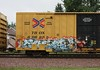 Combos (quiet-silence) Tags: railroad art train graffiti railcar boxcar graff rts freight combos tbox ttx fr8 tbox666825