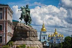 Bohdan Khmelnytsky (AgThunderbird) Tags: europe sony ukraine e fe kyiv easterneurope 2015 sonyalpha sel70200g sel70200