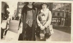 Ladies about town (912greens) Tags: 1920s fashion cities style streetscenes womentogether folksidontknow