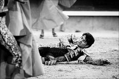 cogida-sanchez-mejia (Manon71) Tags: bulls toros bullfight toreros lasventas loschospes 19dejuliode2015 santiagosánchezmejía