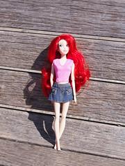 Disney Ariel (sh0pi) Tags: italien classic ariel doll little disney mermaid venedig disneystore puppe arielle kleine jesolo 2015 meerjungfrau