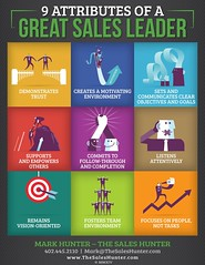 9 Attributes of a Great Sales Leader (Infobrandz) Tags: leader sales infographic attributes infobrandz