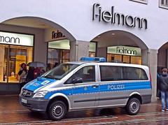 DSCF0518 (Neuershausen) Tags: mercedes police freiburg polizei