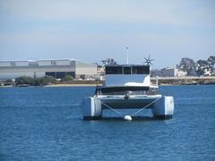 Catamaran Boat (MR38.) Tags: boat catamaran
