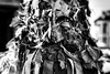 the stroud wassail 2017 (fat-freddies-cat ☺ ☻4¼ million views☻☺) Tags: people portrait folk mummers greenman mask bw costume