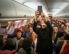 2017.01.20 Alaska Air Flight 6 in Pink LAX-DCA 00043