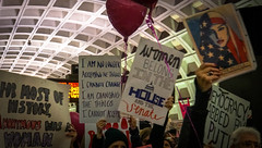 2017.01.21 Women's March Washington, DC USA 00125