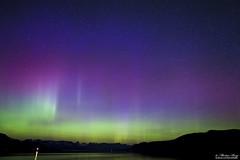 The Colour of Night (ScenicMotion) Tags: auroraborealis aurora northernlight northernlights norway nordlys nightsky nightphotography jotunheimen uranostind tyin lake mountain norge scenery hiking trekking