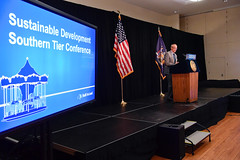 Regional Sustainable Development & Collaborative Governance Conference for the Southern Tier (governorandrewcuomo) Tags: ltgovernorkathyhochul cities towns developement environment renewal binghamton ny