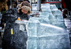 iceman (just picture this....) Tags: icesculpturecarver collingwood ice