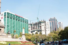 Paseo de la Reforma al centro hotel Sofitel Reforma C D M X / México city (davidrove65) Tags: ef28135mmf3556isusm canon eosrebelt4i