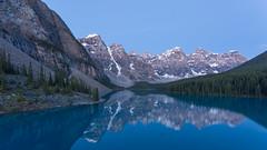 Clear Reflection (Ken Krach Photography) Tags: banffnationalpark lakemoraine