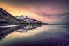 Reflection (Geinis) Tags: iceland reflection snæfellsnes sky sea sunset beach landscape lights nature mountain mountains snow winter sony sonya6000 sonyilce6000 samyang12mm january