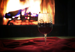 Cold Nights & Warm Fires[please see profile] (miss.interpretations) Tags: fire wine goblet fireplace winternights winterevening floor blanket rug merlot grapejuice cozynights family memories logs wood burningwood fireflames sparks resting relax january 2017 colorado snowfall chill warmth staywarm fun flickr classy elegant