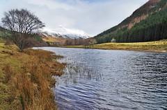 The river Lyon (eric robb niven) Tags: ericrobbniven scotland glenlyon perthshire landscape hills hillwalking snow