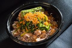F.I.N.S. Fusion Poke - Mission Viejo, CA (Aperture Life Photography) Tags: poke seafood california hawaii salmon tuna seaweed salad rice food cuisine raw taste