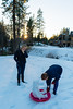 Family Sledding (Graham Gibson) Tags: sony a7rii sel28f20 28mm f2 282 snow icy lake tahoe snowsuit baby toddler