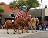 United States Marine Corps Mounted Color Guard (Prayitno / Thank you for (12 millions +) view) Tags: konomark outdoor tor tournament roses rose parade pasadena ca california la los angeles day time cloudy flag star spangled banner redblue stripes horse horses