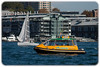 Sydney Harbour: Water Taxi (Craig Jewell Photography) Tags: aussie boat sydney sydneyharbour watertaxi ¹⁄₆₀₀₀sec f28 ‒1ev canoneos30d iso100 20100410154601mg7069cr2 craigjewell