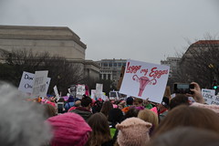 """""""Leggo my Eggos"""" (railsnroots) Tags: demonstrations first amendment womens march protest signs"""