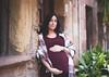 Marta :) (Coral ML) Tags: pregnancy embarazo bebé sesiones fotos retrato portrait cuadros invierno calles frío espera baby momentos woman tripa regalos recuerdos