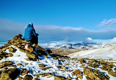 DOW CRAG, LAKE DISTRICT (pajacksonartist) Tags: dow crag lake district national park lakedistrict lakedistrictbid landscape lakeland scafell mountain mountains mountainside amazing stunning summit snow walker walking hike hiker hiking cumbria beautiful fells england