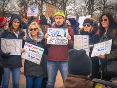 2017.01.29 Oppose Betsy DeVos Protest, Washington, DC USA 00263