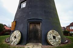 Holgate Windmill, January 2017 - 1