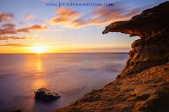 La Costa Calida (ser-y-star) Tags: amanecer lahiguerica aguilas murcia costacalida lorcalargaexposicion mar mediterraneo sony a6000 tamron 1735