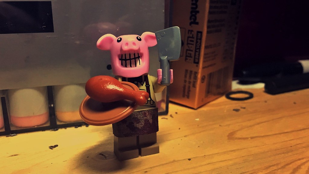 Got Ham? (Lord Allo) Tags: Dc The Lego Batman Movie Professor Pyg