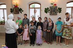 6. Детский праздник «Святая Троица»