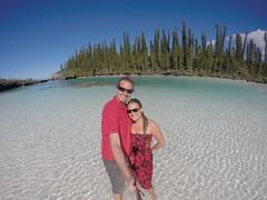 Photo de 14h - Piscine naturelle à l'Île des Pins (Nouméa, Nouvelle-Calédonie) - 01.06.2014
