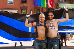 Leather men, Gay Pride Parade 2015, Boston (shunliangphotography) Tags: street gay portrait people leather boston gaymen photography pride gaypride gayparade bostonpride gayleather meninleather wickedproud
