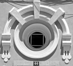 Restored Window of an old Lisbon building (pedrosimoes7) Tags: blackandwhite portugal window architecture blackwhite lisbon janela portuguesearchitecture arquitecturaportuguesa ecoledesbeauxarts rdrlvarodecastro44
