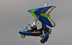 G-CEMZ Pegasus Quik (PlanecrazyUK) Tags: fly in sturgate 070615 pegasusquik egcv gcemz