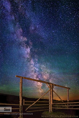 Stargate (Stephen Spellman) Tags: ranch park nightphotography light sky night fence painting way stars landscape photography evening log gate long exposure heaven glow nightscape time grand astro national astrophotography astronomy teton universe range milky starry constellation celestial nightscapes ranching milkyway grandtetonnationalpark trianglexranch trianglex 500px starrynightsky ifttt