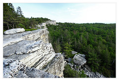 Minnewaska - Gertrude's Nose 665 (danny wild) Tags: statepark cliff ny newyork mountains nature forest spring gardiner gunks shawangunks newpaltz mohonk minnewaska hudsonvalley lakeminnewaska kerhonkson minnewaskagertrudesnose